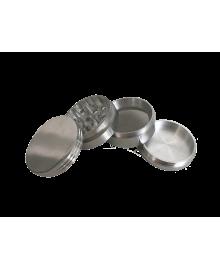 Grinder alluminio 4 parti. Varie misure