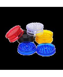 Grinder Plastica 2 parti 30mm colori assortiti
