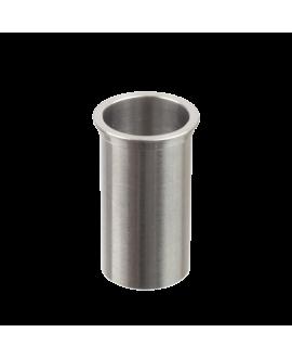 Storm capsule in acciaio per concentrati