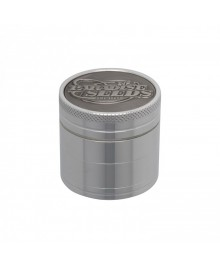 Paradise Seeds Grinder 38mm 4 parti silver