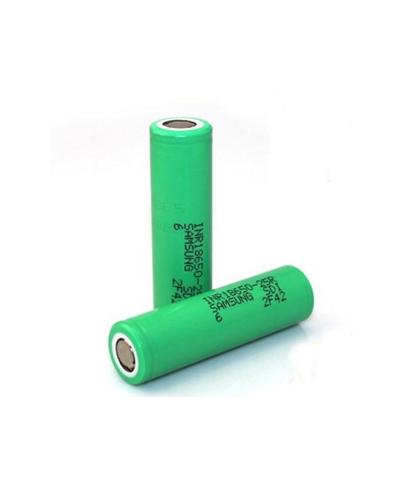 Batteria 18650 Samsung 25R